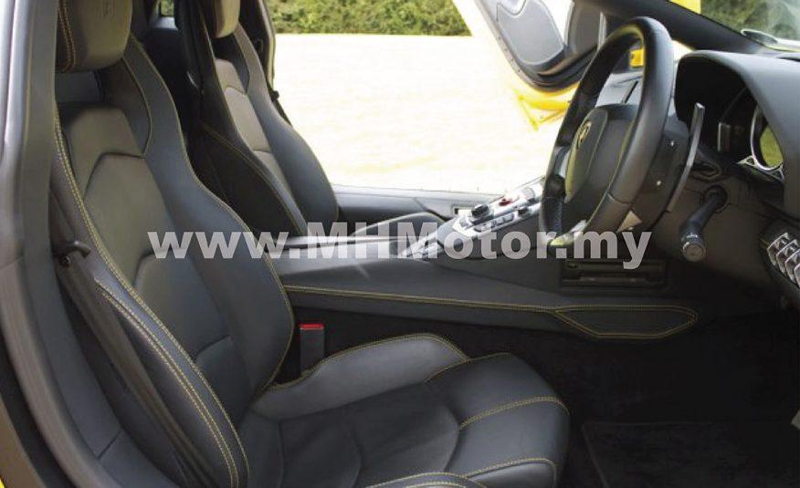 2012/18 – Lamborghini Aventador LP700