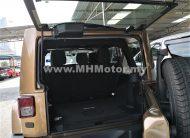 2015 – Jeep Wrangler Unlimited Sahara 3.6 (A)