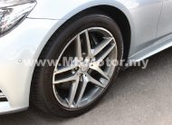 2014 – Mercedes Benz S500L 4.7 AMG Line – Silver