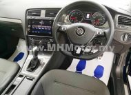 2017/18 – Volkswagen Golf 1.4 (A) TSI Sportline – Blue
