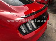 2017 – FORD MUSTANG 2.3 ECOBOOST COUPE – RACE RED