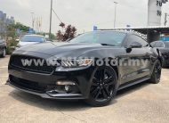 2016 – FORD MUSTANG 2.3 ECOBOOST COUPE – BLACK