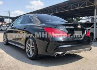 2015 – MERCEDES BENZ CLA45 2.0 AMG SPORT – BLACK