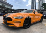2019 – FORD MUSTANG GT 5.0 COUPE (F/L) – ORANGE