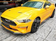 2019 FORD MUSTANG 2.3 ECOBOOST COUPE FACELIFT – ORANGE
